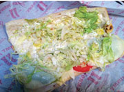 Jimmy John's Veggie Sub Is More Of A Sad Wilted Lettuce Thing