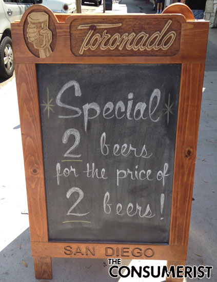 This Beer Promotion Isn't A Good Deal, But At Least It's Honest