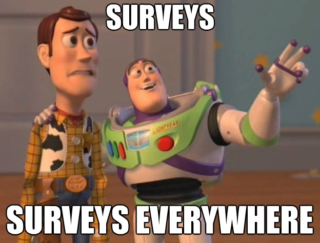 Ask The Consumerist: Is There Any Point To All These Stupid Surveys?