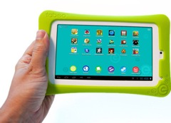 Toys 'R' Us Releasing Tablet For Kids So Yours Won't Get As Smudgy During Epic Angry Birds Sessions