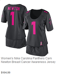 pick up 00a55 d840b How Much Is The NFL Profiting From All This Pink Breast ...