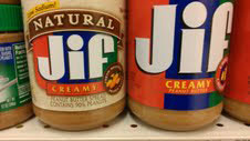 Why Isn't Jif's Natural Peanut Butter Spread Labeled Just 'Peanut Butter?'