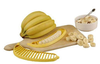 Banana, sliced.