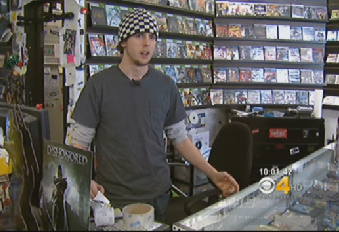 """Video Game Store Clerk Denies Robber, Tells Him """"It's Messed Up"""" To Steal  From Small Businesses – Consumerist"""