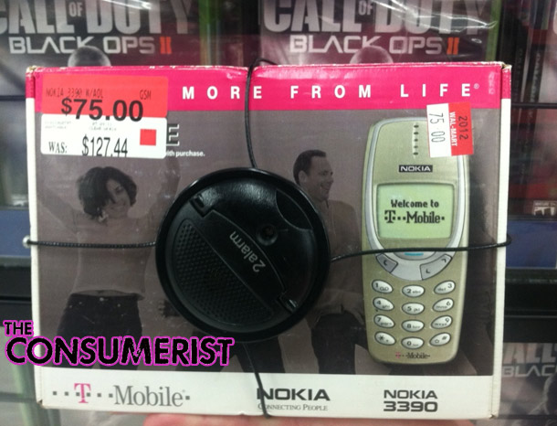 Raiders Of The Lost Walmart Uncover Ancient, Indestructible Nokia Phone