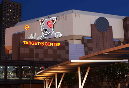 The Target Center