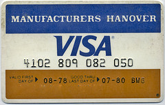visa could be handing out your new credit or debit card number