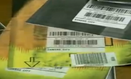 Postal inspectors are using photocopies and scans of packages to figure out which items are missing.