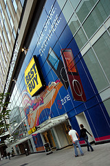 We believe this Best Buy in Toronto is still open, but if anyone wants to send us pics of a shuttered store, e-mail them to tips@consumerist.com