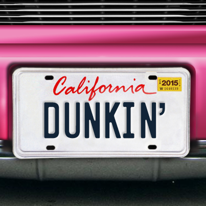 This marks Dunkin's second go at opening California stores, following a failed attempt in the late '90s.