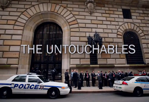 "Frontline's ""The Untouchables"" investigates the lack of criminal prosecutions against Wall Street."