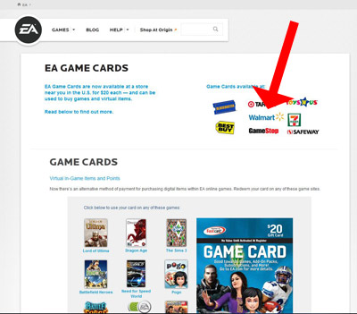 how i turned a walmart gift card into an ea game preorder by way of