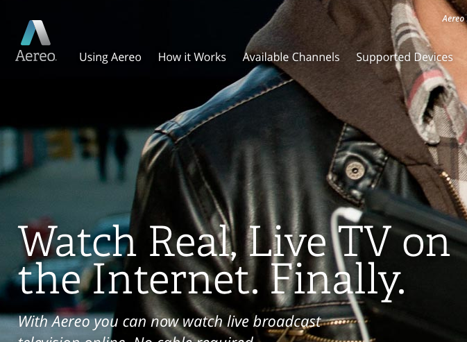 Utah Court Issues Injunction To Stop Aereo Service
