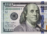 Coming Soon To A Billfold Near You: New $100 Bills