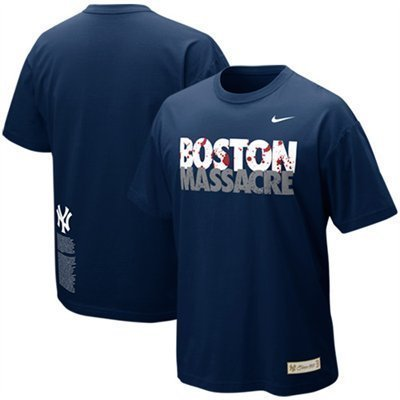 'Boston Massacre' Nike Shirts Garner High Asking Prices On eBay After Being Pulled From Stores