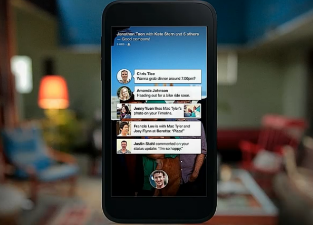 "Facebook ""Home"" Makes Facebook The Center Of Your Android Phone's Universe"