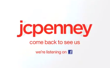 JCPenney Admits Last 18 Months Were A Huge Mistake, Begs You To Come Back