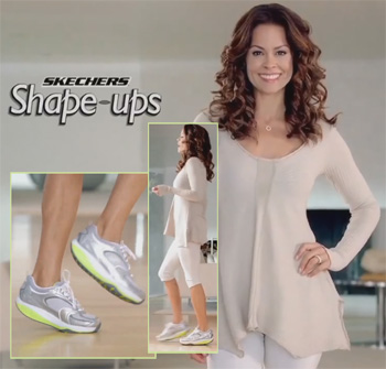 Skechers Shape-Ups Magic Workout Shoes Refund Checks In The Mail