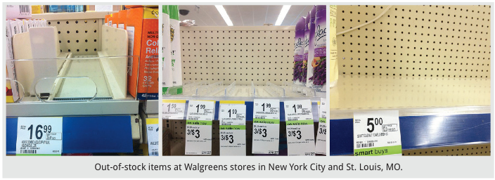 Report Claims Many Walgreens Sales Items Are Out Of Stock, Mislabeled