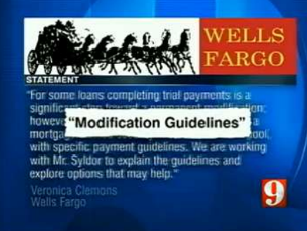 Wells Fargo Forecloses On Homeowner Who Made Payments Too Early