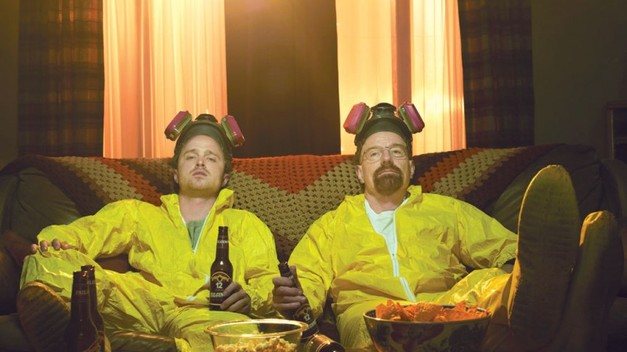 Breaking Bad Getting Its Own Beer. No, It's Not Blue