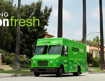 Amazon Expands Grocery Delivery Service, To Offer $299 'Prime Fresh' Subscriptions