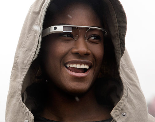 Early Adopter: Using Google Glass Is A Literal Headache