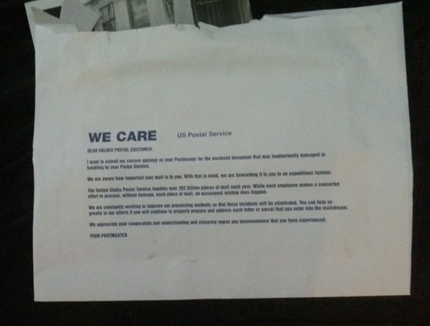 US Postal Service Ships Cover, Forgets My Magazine – Consumerist