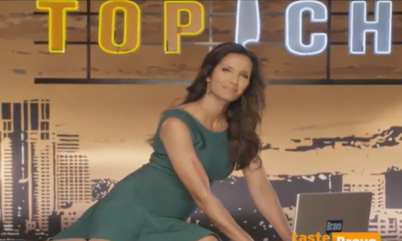 "Top Chef's Padma Lakshmi On Product Placement: ""It's Hard To Make That Sh!t Sound Natural"""