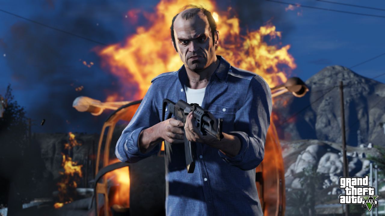 New Grand Theft Auto Game Will Steal 8GB Of Your Xbox 360's Hard Drive Thanks To Mandatory Install