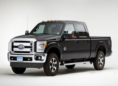 Got A Ford F-250 In Your Driveway? Check Again, Because Thieves Love Stealing Them