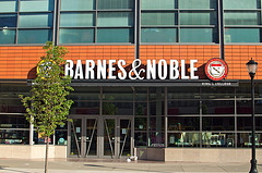 Barnes & Noble Turns Profit, Considers Splitting Itself Up