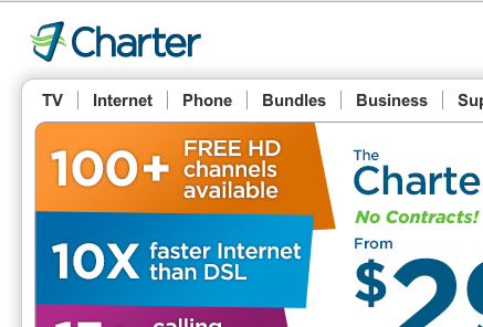 Charter Owners Looking To Snatch Up Time Warner Cable And Possibly Cablevision, Claims Report