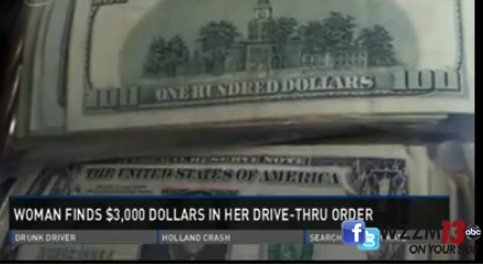 Taco Bell Customers Find $3,600 In Drive-Thru Order, Choose To Not Blow Cash On 3,000 Tacos