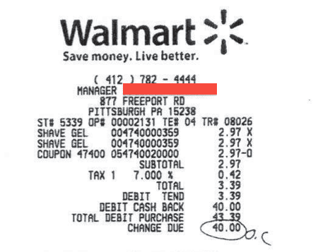 lawsuit accuses walmart of overcharging taxes on coupon purchases