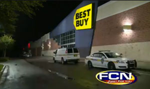 Best Buy Shoppers And Employees Save 9-Year-Old Girl From Violent Attacker