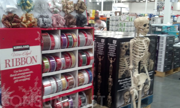 Canada Discovers Christmas Creep At Costco, Blames America