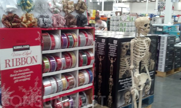 Costco's nightmare before Christmas. August 11, 2013.