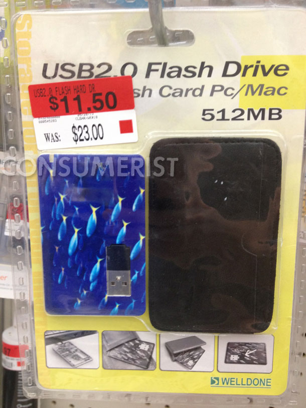 Raiders Of The Lost Walmart Discover Most Ancient Flash Drive To Date