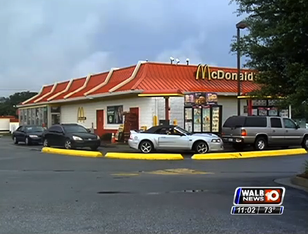 McDonald's Customer Arrested After Calling 9-1-1 About Mixed-Up Order