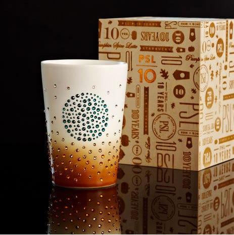 8ff5f373d8e Starbucks Celebrates 10th Anniversary Of Pumpkin Spice Latte With ...