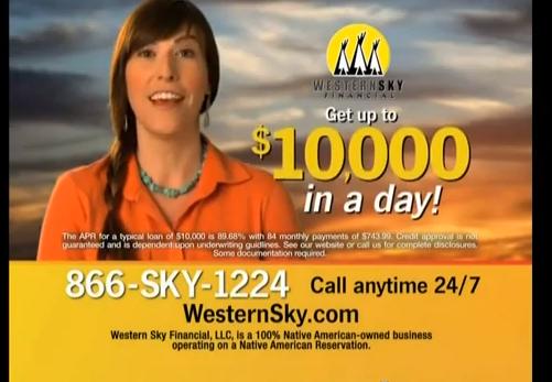 Western Sky Loans >> Online Payday Lender Western Sky To Stop Funding Loans Sept 3