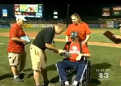 Minor League Baseball Team's Funeral Giveaway Less Hilarious When Fan With ALS Wins