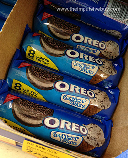 Cookies 'n' Creme Oreos Return to Shelves, Tear Hole In Cookie-Space Continuum