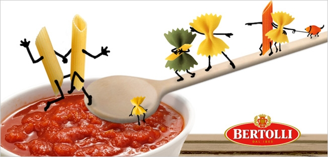 Bertolli Takes Advantage Of Barilla's PR Problems, Says Their Pasta Is For Everyone
