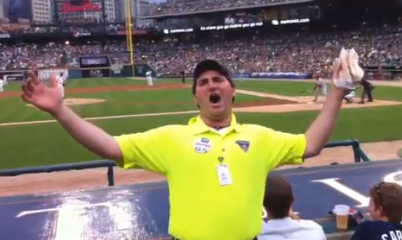 Was Detroit's Singing Hot Dog Guy Fired Because He Hates Ketchup, Or For Just Being Annoying?