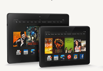 Amazon Debuts New Kindle Fire HDX Tablets With Live Pop-Up Video Help