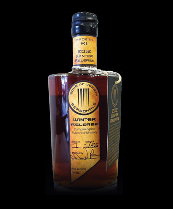 Pumpkin Mania Goes Boozy With Pumpkin Spice Whiskey