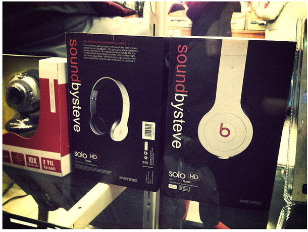 Beats By Dr. Dre Headphones From $17 Teardown Were Actually Counterfeit