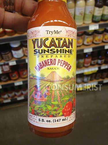 Yucatan sunshine habanero